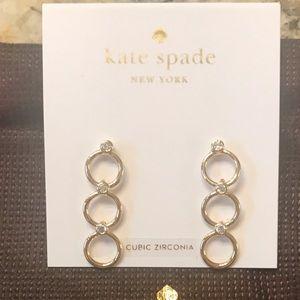 ♠️💋Kate Spade earrings!  NWT